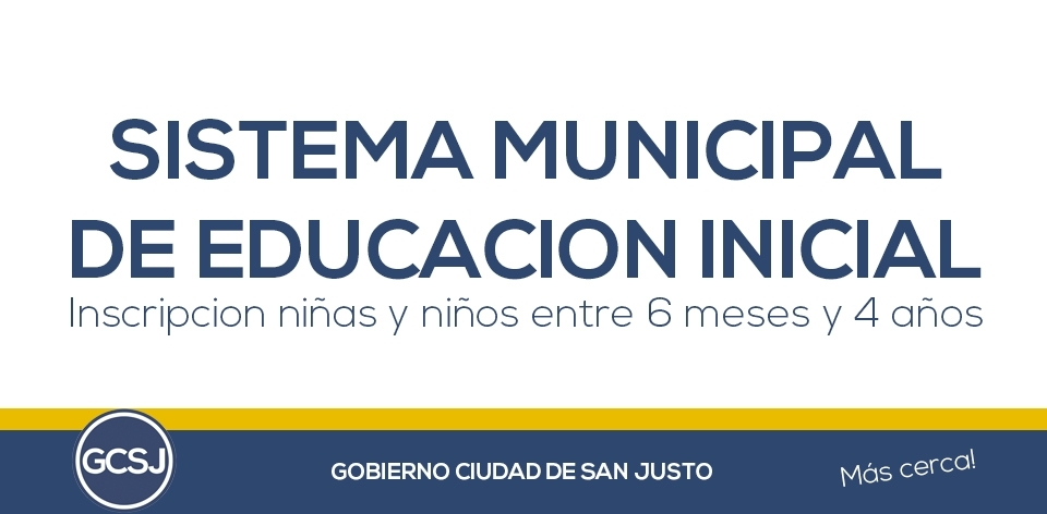 El sistema municipal de educacion inicial smei informa for Inscripcion jardin maternal 2016 caba